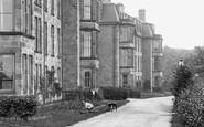 Bingley, Gardeners At The College 1926