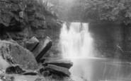 Bingley, Goitstock Waterfall 1894