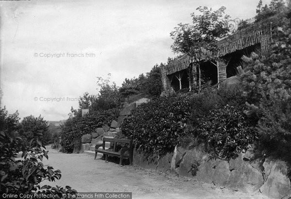 Bingley, In The Park 1894
