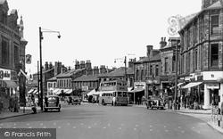 Bingley, Main Street 1949