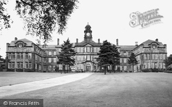 Bingley, The College c.1955