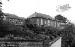 Bingley, The Grammar School c.1955