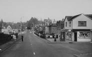 Binstead, The Village c.1960