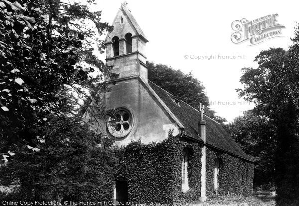 Birchanger, St Mary's Church 1899