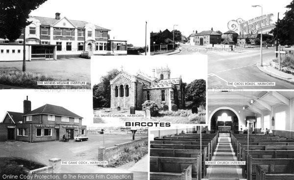 Bircotes, Composite c1965
