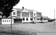 Bircotes, the Miners Welfare Institute c1955