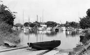 Birdham, Pool c.1965