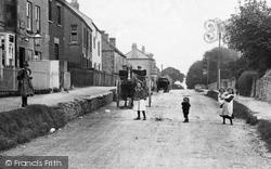 Birdlip, Village Life 1907