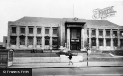 Birkenhead, Central Library c.1965