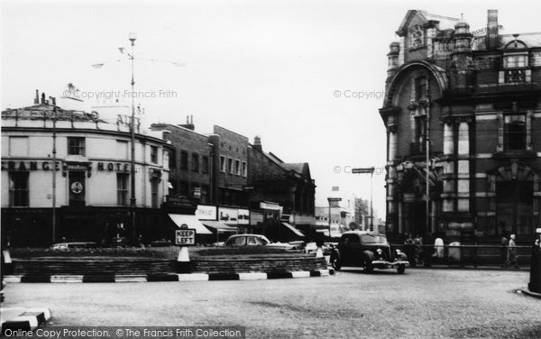 Birkenhead, Charing Cross 1954
