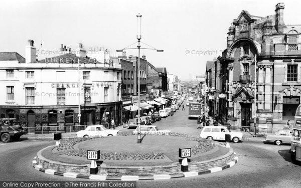 Photo of Birkenhead, Charing Cross c1965