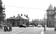 Birkenhead, Crossroads And Halfway House Hotel 1954