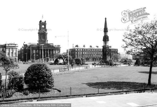 Birkenhead, Hamilton Square 1967