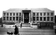 Birkenhead, Library 1962