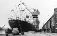 Birkenhead, The Docks 1967