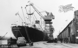 Birkenhead, The Docks 1967
