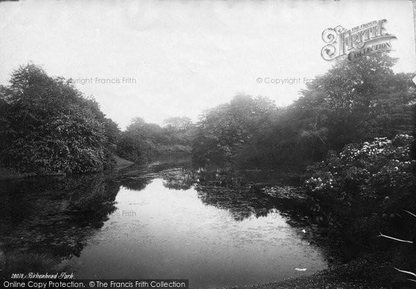 Birkenhead, The Park 1887