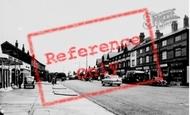 Birkenhead, Woodchurch Road c.1954
