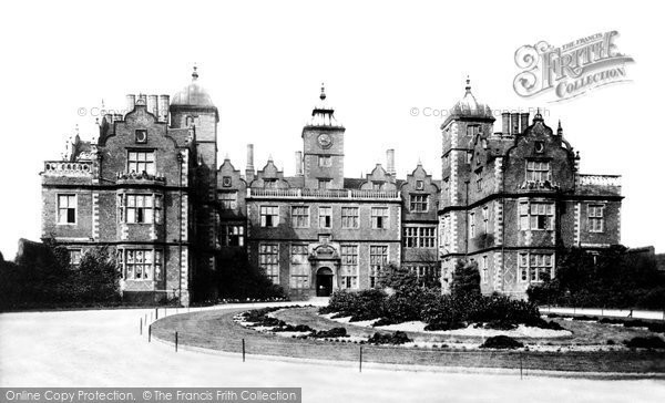 Photo of Birmingham, Aston Hall 1896