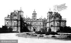 Aston Hall 1896, Birmingham