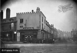 Bryan's Pastry Shop, Congreve Street 1867, Birmingham