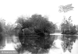 Cannon Hill Park 1896, Birmingham