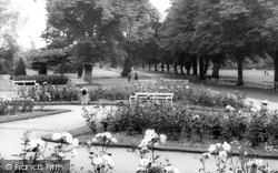Cannon Hill Park c.1965, Birmingham