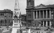 Birmingham, Chamberlain Square c.1960