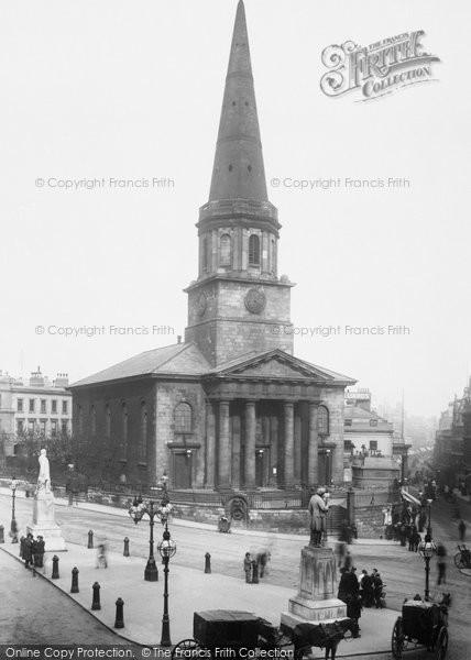 Photo of Birmingham, Christ Church 1896