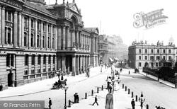 Colmore Row 1896, Birmingham