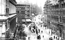 Corporation Street 1890, Birmingham