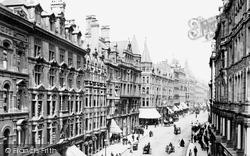 Corporation Street 1896, Birmingham