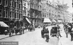 Corporation Street 1899, Birmingham