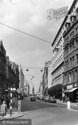 Corporation Street c.1960, Birmingham