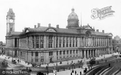 Council House And Art Gallery And Museum 1896, Birmingham