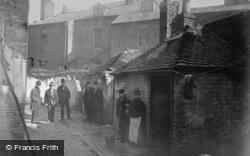 Court No 1, Thomas Street c.1870, Birmingham