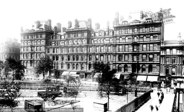 Birmingham, Grand Hotel 1896