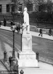 John Skirrow Wright Statue 1896, Birmingham