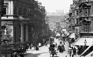 Birmingham, New Street 1890