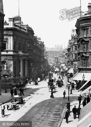 New Street 1890, Birmingham