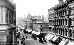 New Street 1896, Birmingham