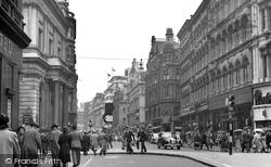 New Street 1954, Birmingham