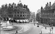 Birmingham, New Street c1960