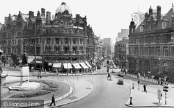 New Street c.1960, Birmingham