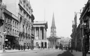Birmingham, Paradise Street 1896