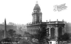 St Philip's Church 1896, Birmingham
