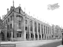 The Grammar School c.1890, Birmingham