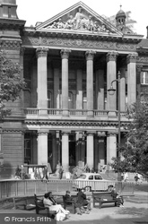 The Museum And Art Gallery c.1960, Birmingham