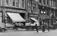 Birmingham, The West End Candy Store, Paradise Street 1938