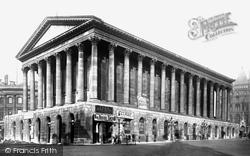 Town Hall 1896, Birmingham